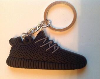 Adidas boot Yeezy key chain 350 Keychain black Black