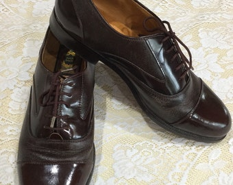 ALAIN DELON Vintage shoes Made in France, excellent condition