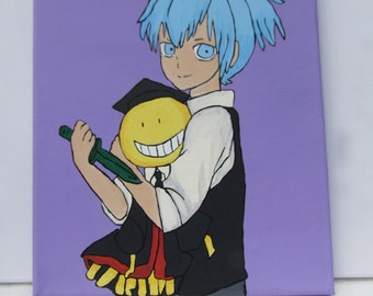 Assassination Classroom Anime Painting
