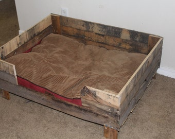 Dog Bed-Rustic