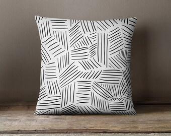 Urban Decor | Modern Throw Pillows | Abstract Pillows | Modern Pillows | Modern Pillow Covers | Modern Decor | Modern Gifts |