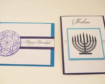 Hanukkah Cards, Chanukah Greetings, Hanukkah Greetings, Holiday Cards, Religious Cards