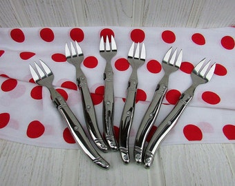 Laguiole Cake Forks