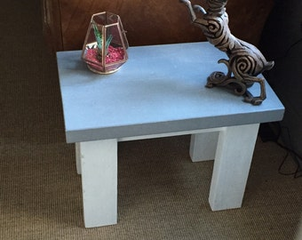 End Table - Anthracite