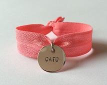 Sweet children's bracelet with name