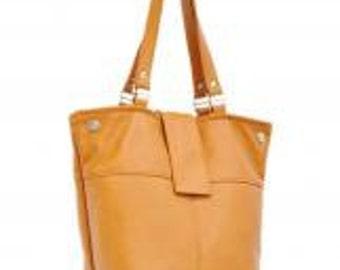 Ibis Natural Leather Handbag