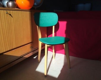 Delightful French vintage chair - 1950s