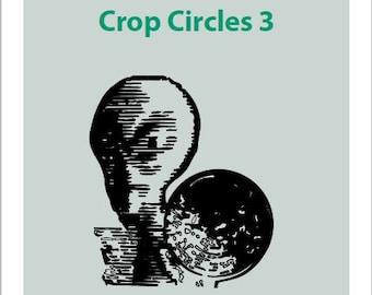 Adults Colouring Book Crop Circles 3