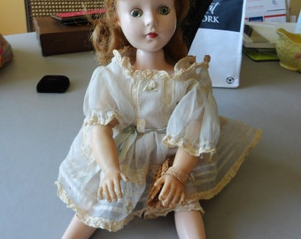 Vintage American Character Doll Sweet Sue