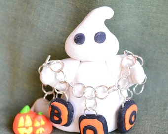 Clay Ghost Boo!