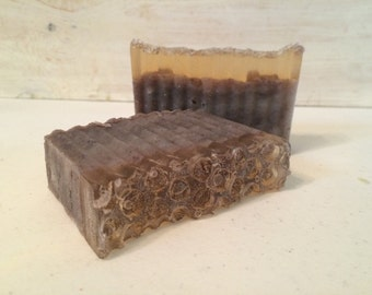 Salted Honey Almond Soap