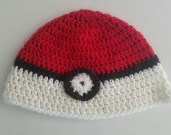 Pokémon Crochet Hat