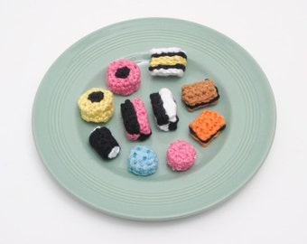 Pattern: Crochet All Sorts sweets toy
