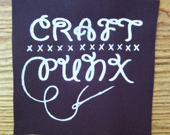 Craft Punx patch