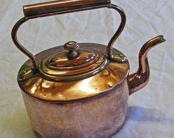 Copper Kettle - 19thC