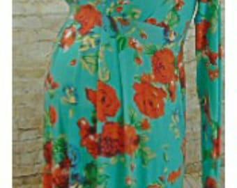 Charlotte Maternity & Nursing Dress