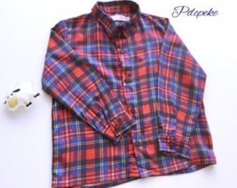 Shirt for boy Model Alvaro