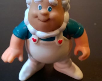 Vintage Care Bears Cloudkeeper Figurine