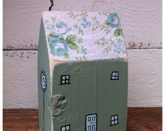 Little House of Love -sage green
