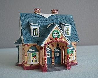 Department 56 Snow Village Double Bungalow