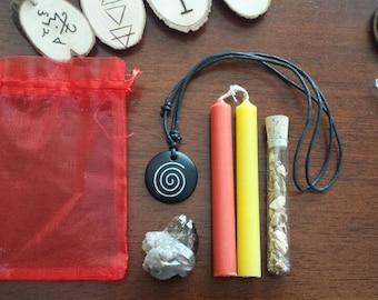 Fire Witchling Mini Kit