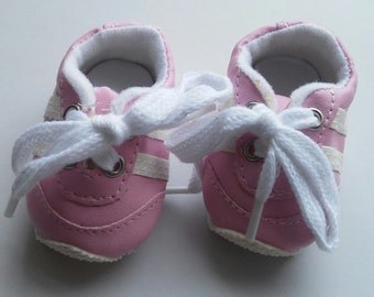 Pink Sneaker for 18 inch doll
