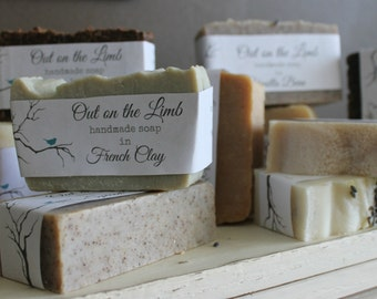 All our Certified Organic Bar Soaps are 5 for 35!!
