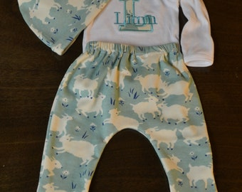 Hospital Going Home Outfit Baby Boy-Coming Home Outfit Baby Boy- Newborn Baby Boy- Baby Shower Gift Boy- Take Home Outfit- Newborn Photos