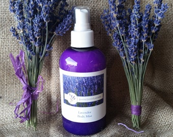 Lavender Mist Spray 8 oz