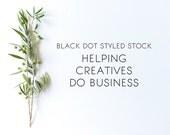 Olive branch simple minimal stock photo - small business, social media, website, modern, wedding stationery, blog header, styled stock
