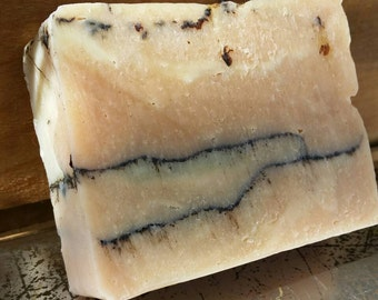 Geranium Stress Away Cold Process Soap