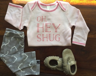 Oh, HEY Shug! (Baby/ Toddler Onesie)