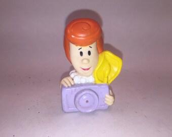Wilma Flintstone Figure Water Squirter