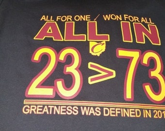 23 is greater than 73