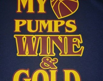 Wine and Gold