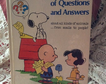 Charlie Browns Super Book of Questions and Answers