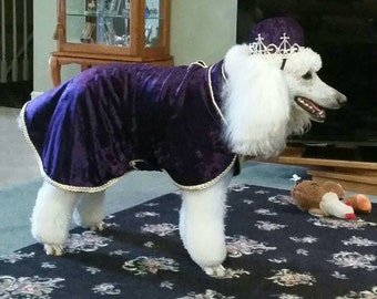 Greyhounds and more King or Queen Renaissance Costume
