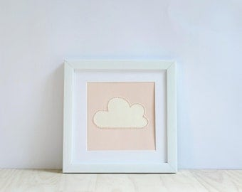 Nursery decor - cloud