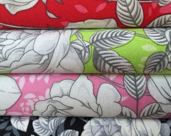 Floral Fat Quarter Bundle