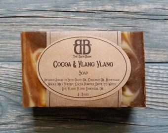 Cocoa & Ylang Ylang Soap