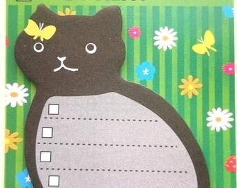 To-do List black cat / Black Cat to-do List