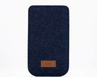 iPhone Case - iPhone Cover - iPhone 5 Felt Sleeve - Cell Phone Cover