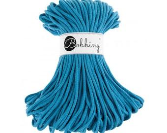NEW! Bobbiny Rope – Azure (100m)