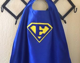 Kids - All Satin Personslized SuperHero Capes