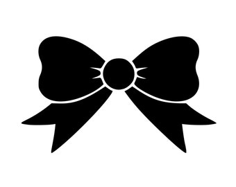The Gallery For Gt Hair Bow Silhouette