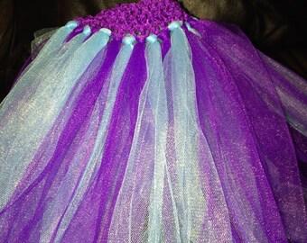 Purple/blue tutu