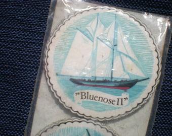 Coasters Bluenose II Schooner Nova Scotia