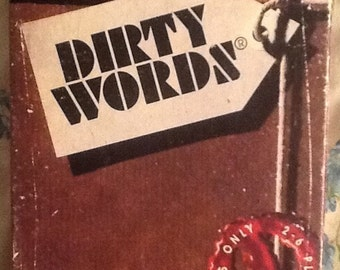 Dirty Words The Game in the Plain Brown Wrapper By Matscot