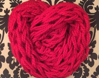 Valentine Red Infinity Scarf