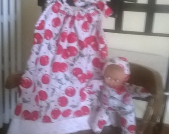 DRESS AND DOLL